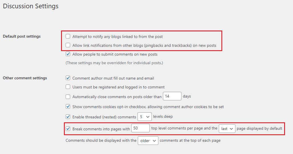 wp-discussion-settings-optimization