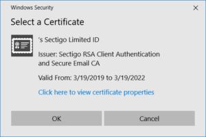 windows security settings